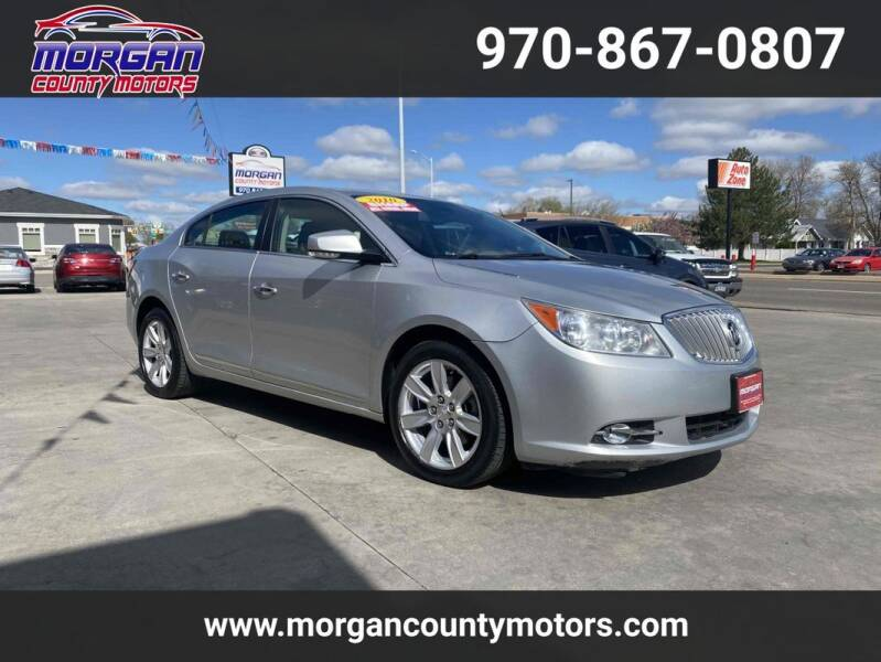 2010 Buick LaCrosse for sale in Yuma, CO