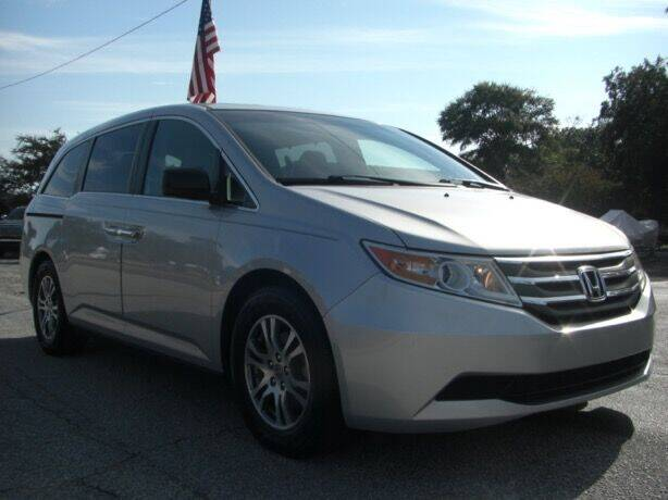 2012 Honda Odyssey for sale at Manquen Automotive in Simpsonville SC