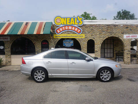 2010 Volvo S80 for sale at Oneal's Automart LLC in Slidell LA
