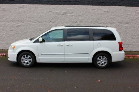 2012 Chrysler Town and Country for sale at Al Hutchinson Auto Center in Corvallis OR