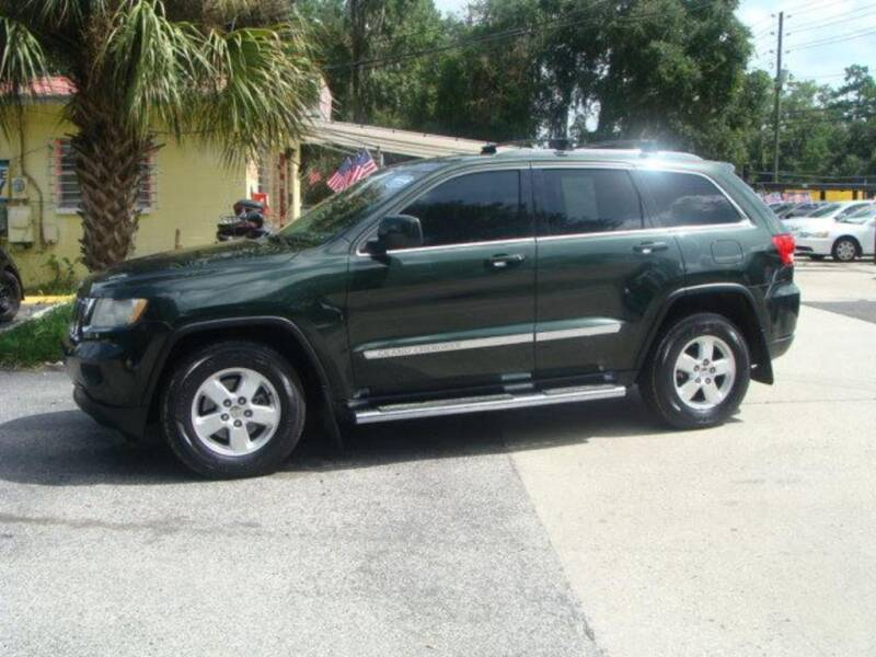 2011 Jeep Grand Cherokee for sale at VANS CARS AND TRUCKS in Brooksville FL