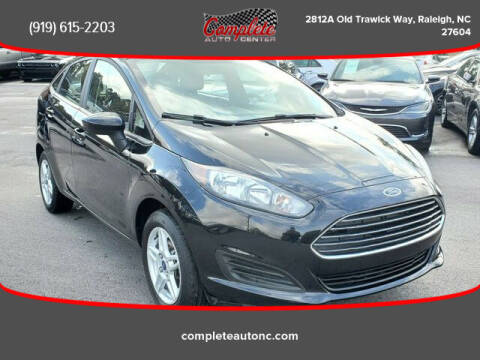 2018 Ford Fiesta for sale at Complete Auto Center , Inc in Raleigh NC