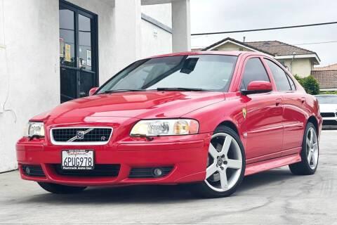 2005 Volvo S60 R for sale at Fastrack Auto Inc in Rosemead CA