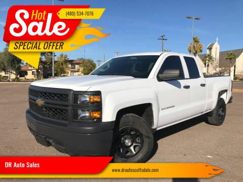 2014 Chevrolet Silverado 1500 for sale at DR Auto Sales in Scottsdale AZ