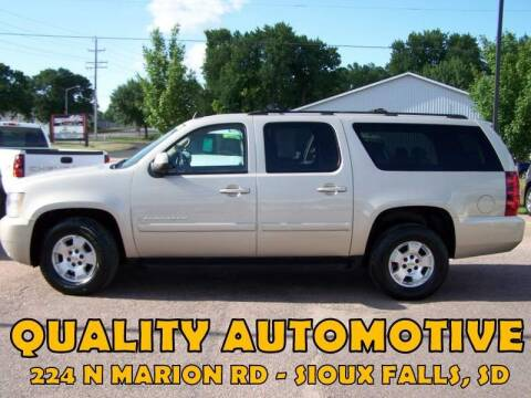 2007 Chevrolet Suburban for sale at Quality Automotive in Sioux Falls SD