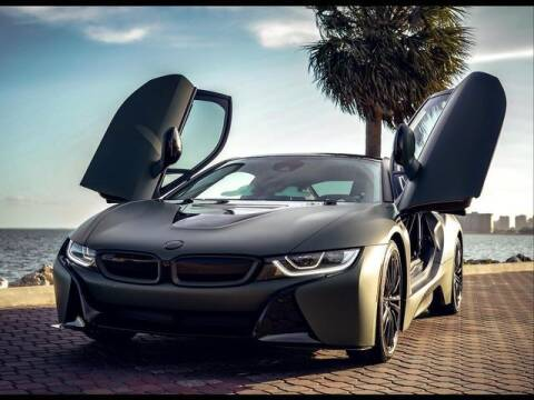 2019 BMW i8 for sale at AE Of Miami in Miami FL