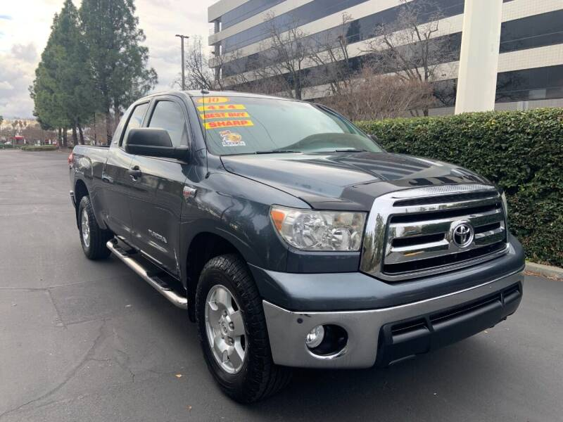 2010 Toyota Tundra for sale at Right Cars Auto Sales in Sacramento CA