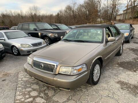 2006 Mercury Grand Marquis for sale at Best Buy Auto Sales in Murphysboro IL