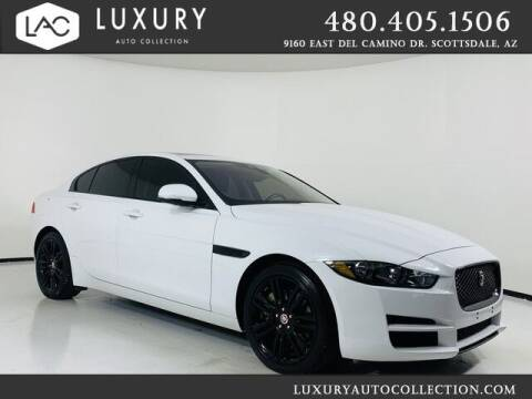 2017 Jaguar XE for sale at Luxury Auto Collection in Scottsdale AZ