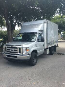 2010 Ford E-Series Chassis for sale at Tropical Motors Cargo Vans and Car Sales Inc. in Pompano Beach FL