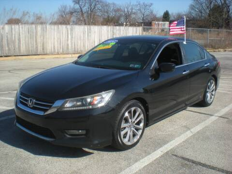 2014 Honda Accord for sale at 611 CAR CONNECTION in Hatboro PA
