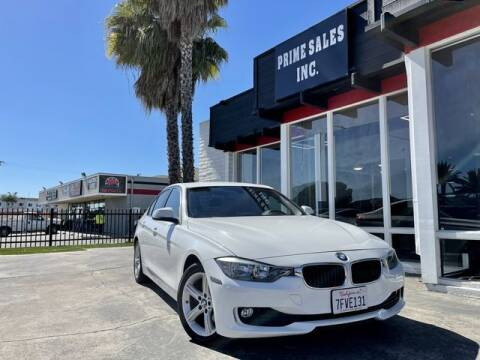 2014 BMW 3 Series for sale at Prime Sales in Huntington Beach CA