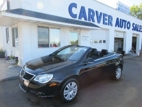2008 Volkswagen Eos for sale at Carver Auto Sales in Saint Paul MN