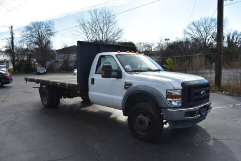2008 Ford F-550 Super Duty for sale at Adams Auto Group Inc. in Charlotte NC