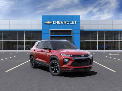 2021 Chevrolet TrailBlazer for sale at COYLE GM - COYLE NISSAN - New Inventory in Clarksville IN