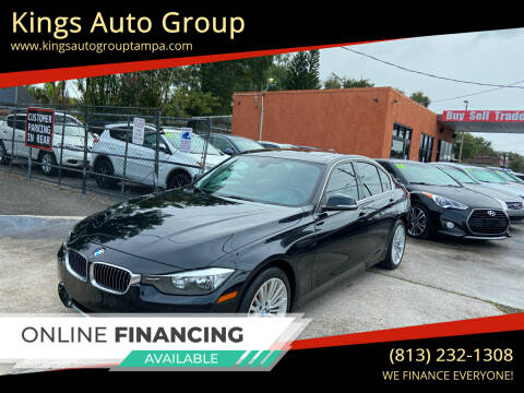 2012 BMW 3 Series for sale at Kings Auto Group in Tampa FL