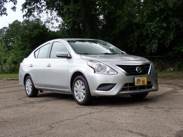 2018 Nissan Versa for sale at The Auto Depot in Raleigh NC