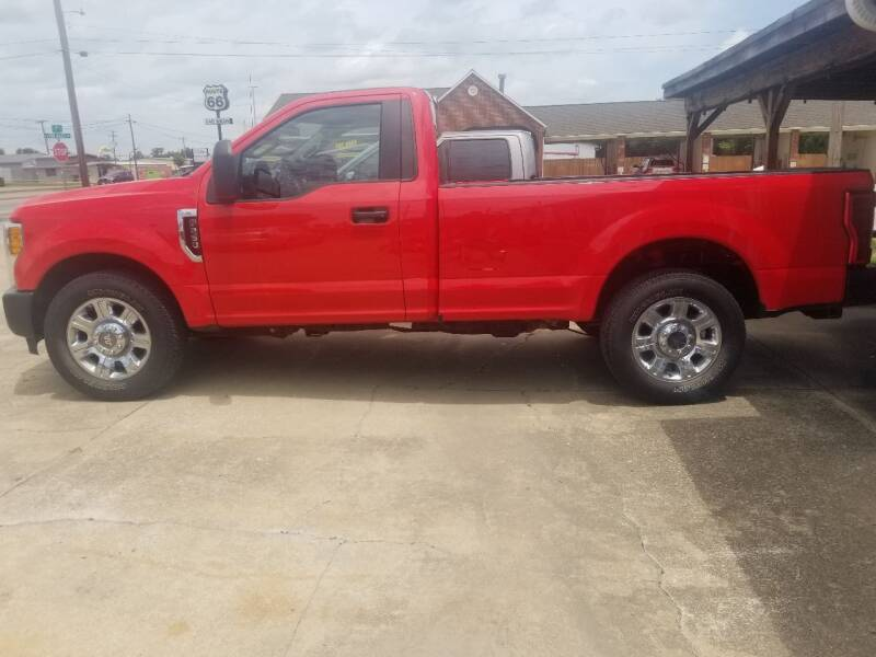 2017 Ford F-250 Super Duty for sale at C4 AUTO GROUP in Claremore OK