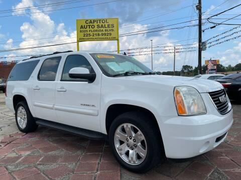 2007 GMC Yukon XL for sale at CAPITOL AUTO SALES LLC in Baton Rouge LA