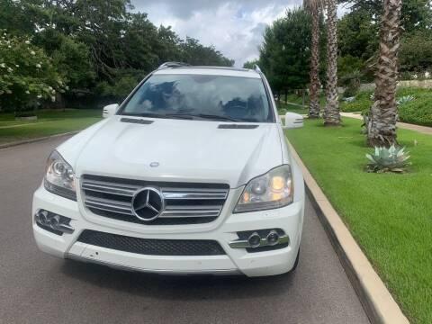 2011 Mercedes-Benz GL-Class for sale at Progressive Auto Plex in San Antonio TX