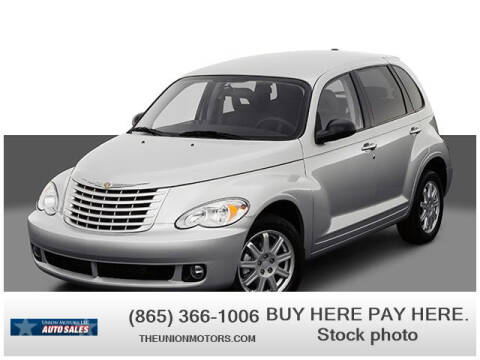 2008 Chrysler PT Cruiser for sale at Union Motors in Seymour TN