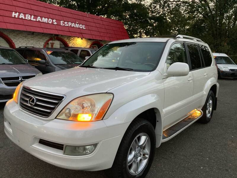 2006 Lexus GX 470 for sale at Ace Auto Brokers in Charlotte NC