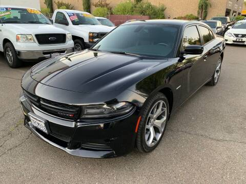 2016 Dodge Charger for sale at C. H. Auto Sales in Citrus Heights CA