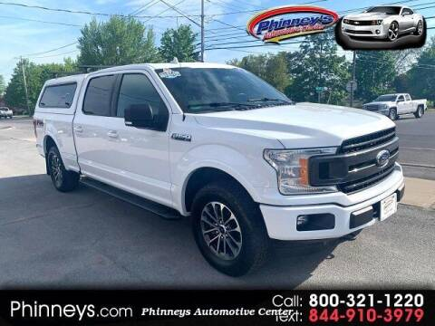 2018 Ford F-150 for sale at Phinney's Automotive Center in Clayton NY