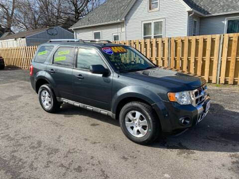 2009 Ford Escape for sale at PEKIN DOWNTOWN AUTO SALES in Pekin IL
