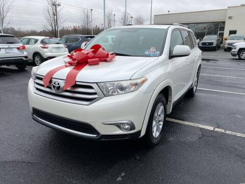 2012 Toyota Highlander for sale at Charlotte Auto Group, Inc in Monroe NC