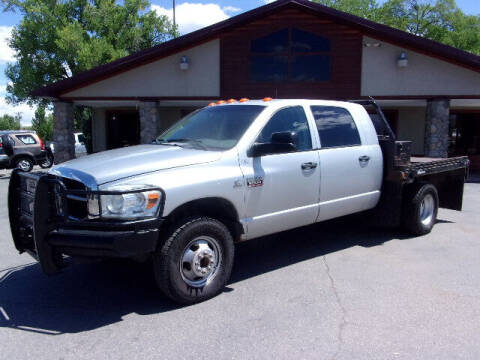 2009 Dodge Ram Pickup 3500 for sale at PRIME RATE MOTORS in Sheridan WY