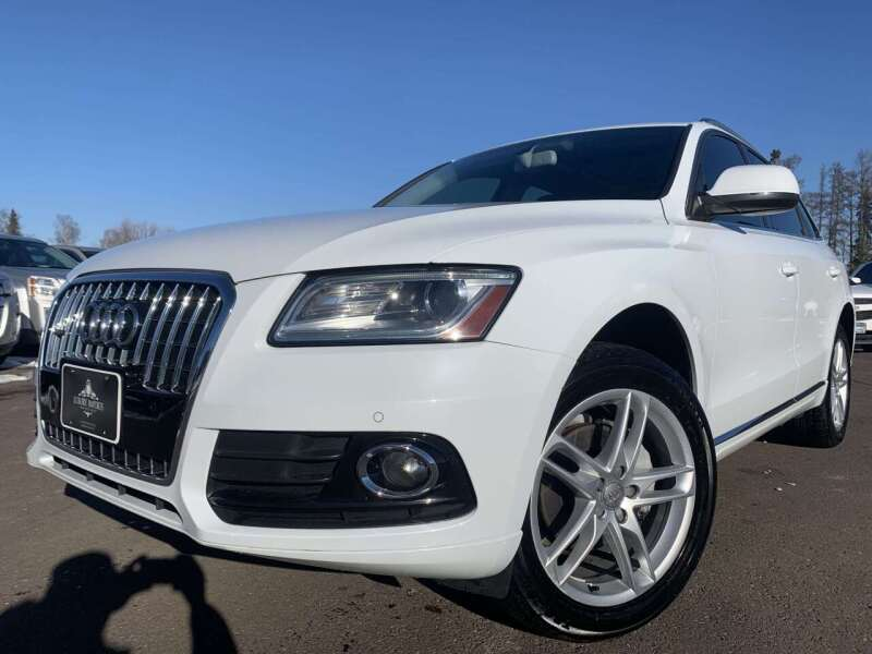 2014 Audi Q5 for sale at LUXURY IMPORTS in Hermantown MN