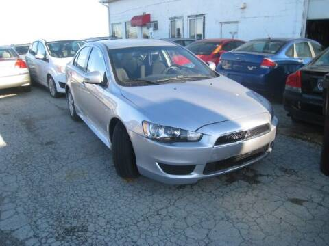 2015 Mitsubishi Lancer for sale at BEST CAR MARKET INC in Mc Lean IL