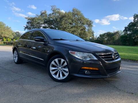 2010 Volkswagen CC for sale at FLORIDA MIDO MOTORS INC in Tampa FL