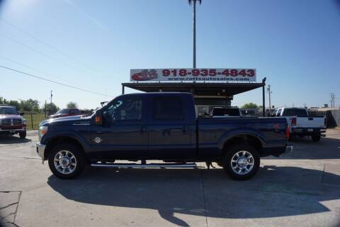 2011 Ford F-250 Super Duty for sale at Ratts Auto Sales in Collinsville OK