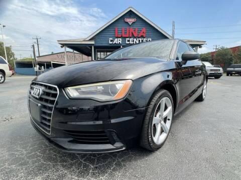 2015 Audi A3 for sale at LUNA CAR CENTER in San Antonio TX