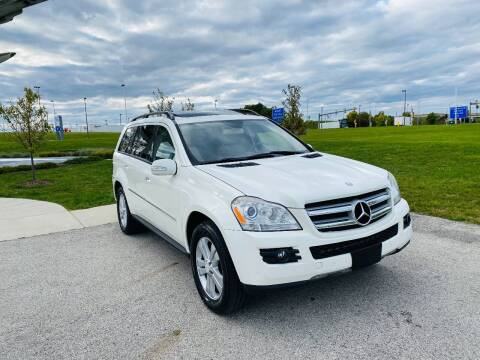 2008 Mercedes-Benz GL-Class for sale at Airport Motors in Saint Francis WI