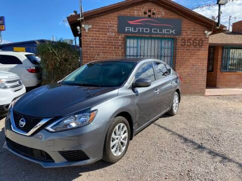 2019 Nissan Sentra for sale at Auto Click in Tucson AZ
