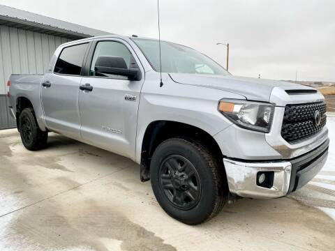 2019 Toyota Tundra for sale at FAST LANE AUTOS in Spearfish SD