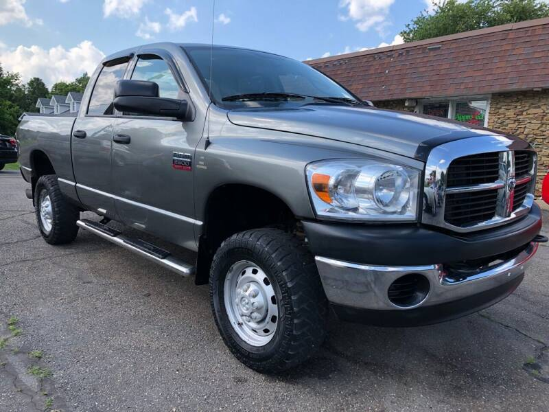 2009 Dodge Ram Pickup 2500 for sale at Approved Motors in Dillonvale OH