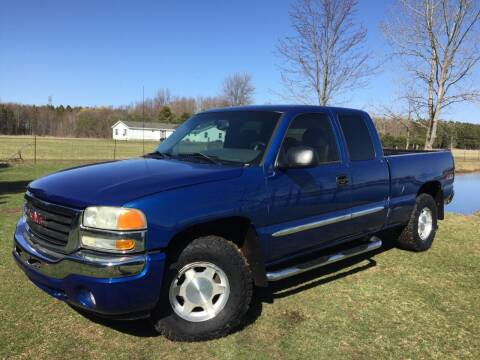 2004 GMC Sierra 1500 for sale at K2 Autos in Holland MI
