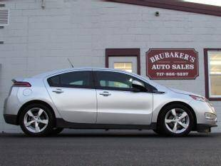 2012 Chevrolet Volt for sale at Brubakers Auto Sales in Myerstown PA