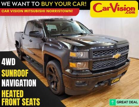 2014 Chevrolet Silverado 1500 for sale at Car Vision Mitsubishi Norristown in Trooper PA