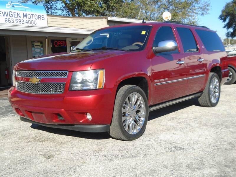 2014 Chevrolet Suburban for sale at New Gen Motors in Lakeland FL