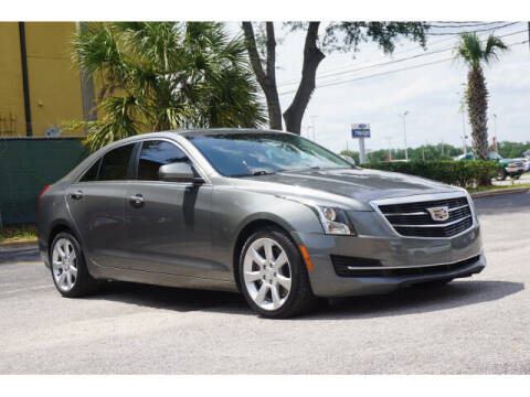 2016 Cadillac ATS for sale at Winter Park Auto Mall in Orlando FL