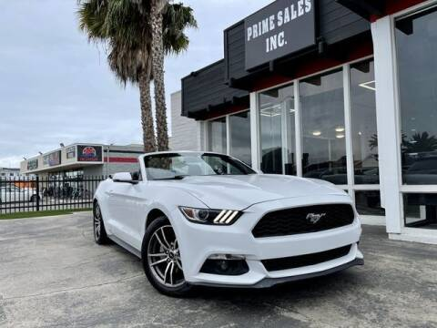 2017 Ford Mustang for sale at Prime Sales in Huntington Beach CA