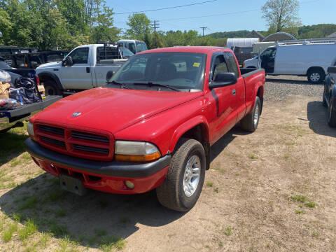 2001 Dodge Dakota for sale at Vuolo Auto Sales in North Haven CT