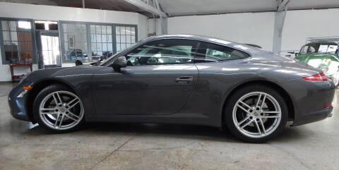 2015 Porsche 911 for sale at Milpas Motors Auto Gallery in Ventura CA