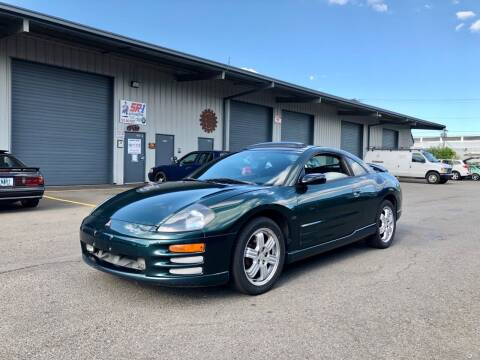 2000 Mitsubishi Eclipse for sale at DASH AUTO SALES LLC in Salem OR