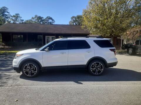 2015 Ford Explorer for sale at Victory Motor Company in Conroe TX